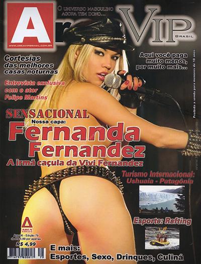 Download - Fernandinha Fernandez - Revista Area Vip