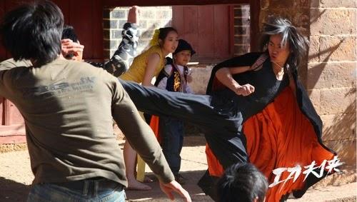 Nonton Kung Fu Man (2013) sub indo