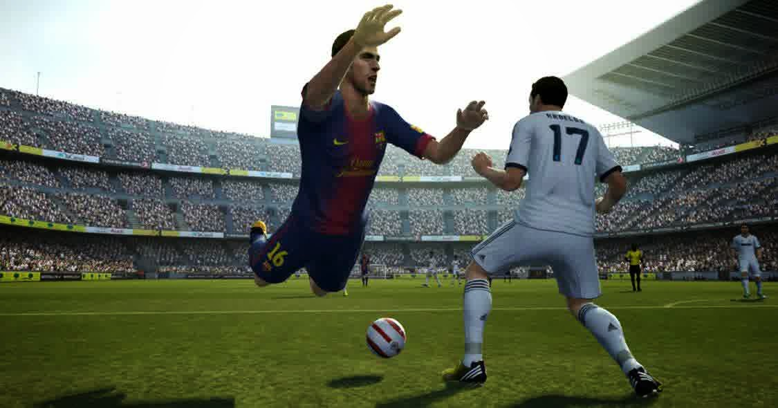 Tutorial Diving di Pro Evolution Soccer 2015