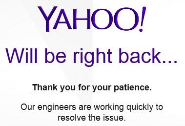 Страница добавления сайта в каталог Yahoo. Добавить сайт в Yahoo!