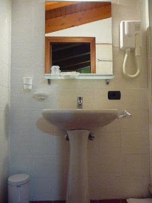 Hotel Noce (Brescia - Italy) - Bathroom