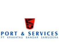 Logo PT Krakatau Bandar Samudera