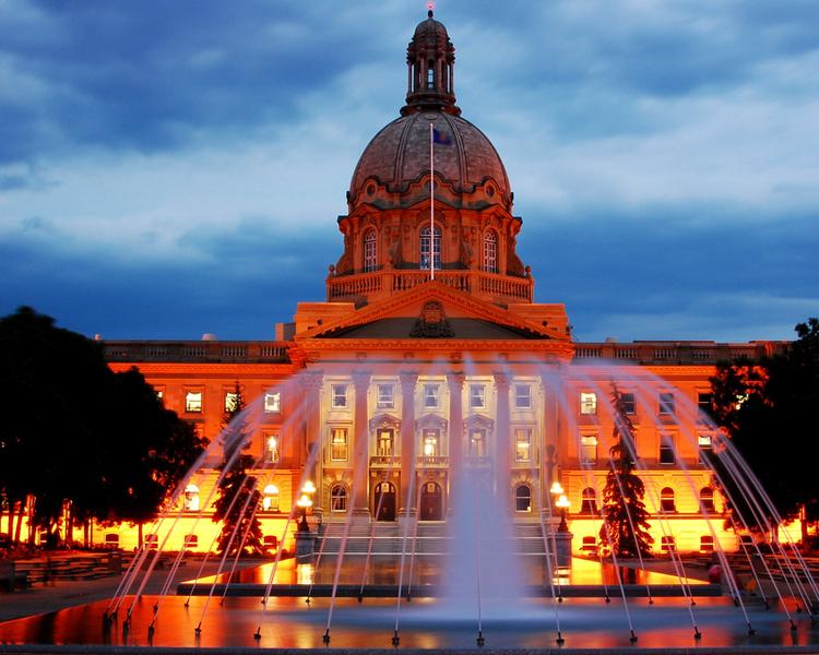 Edmonton, Alberta - Canada