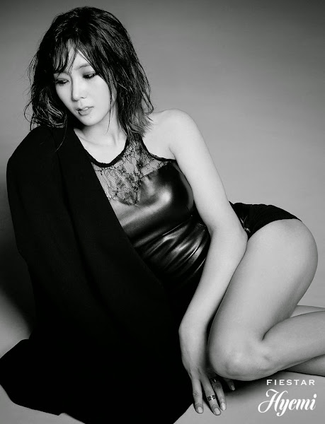 Fiestar Black Label Hyemi