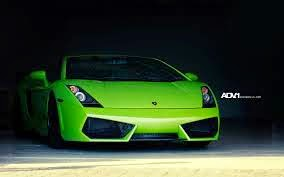 lamborghini gallardo wallpaper green