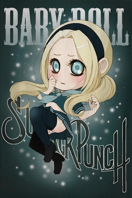 BabyDoll from SUCKER PUNCH por Motoko-Su