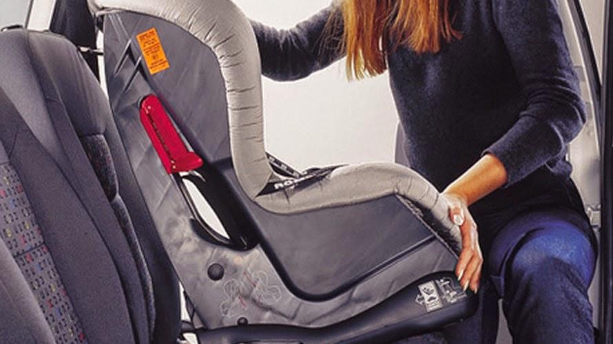 El 90 % de padres retira la silla infantil para vehículos antes de lo debido