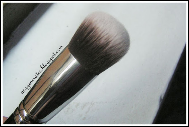 Sigma F82 Round Top Kabuki Brush close up