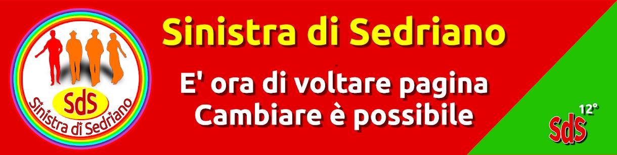 Sinistra di Sedriano - SdS
