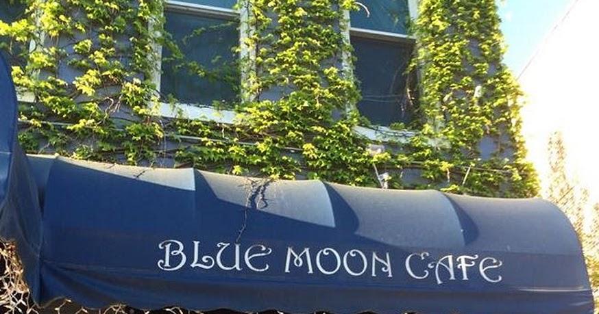 Blue Moon Cafe Shepherdstown Menu