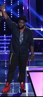 Trevin Hunte Team Cee-Lo The Voice