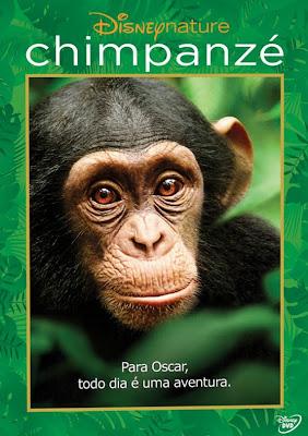 Chimpanzé - DVDRip Dual Áudio