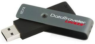 DataTraveler Locker+ da Kingston