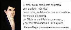 MARIANO MELGAR BICENTENARIO