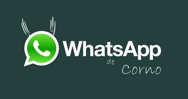 whatsapp corno