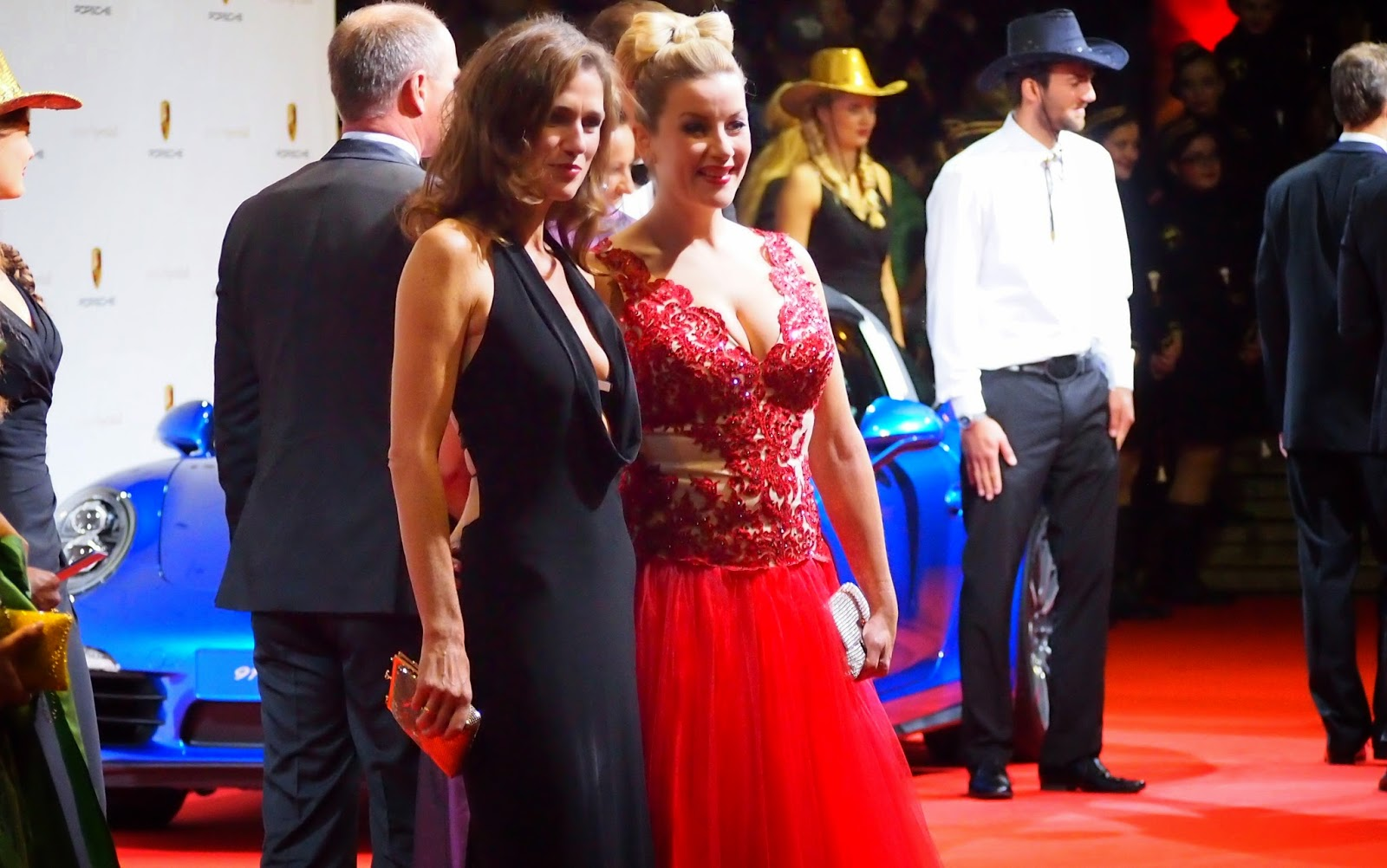 Leipziger Opernball 2014: Roter Teppich - The Fashionable Blog