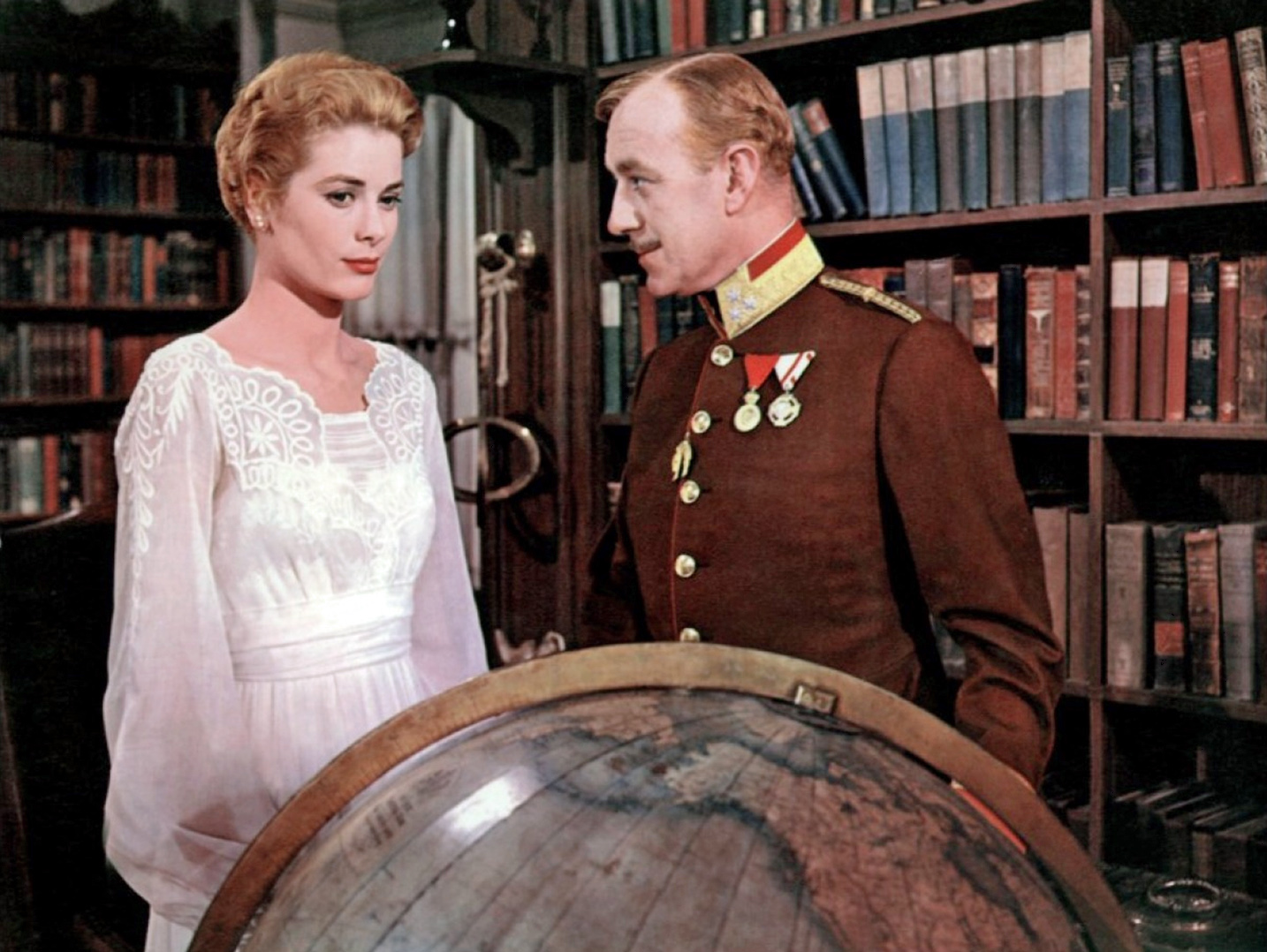 Image result for grace kelly in the swan