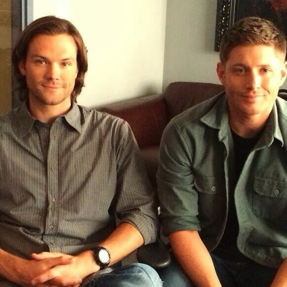 supernatural 2hotguys ...