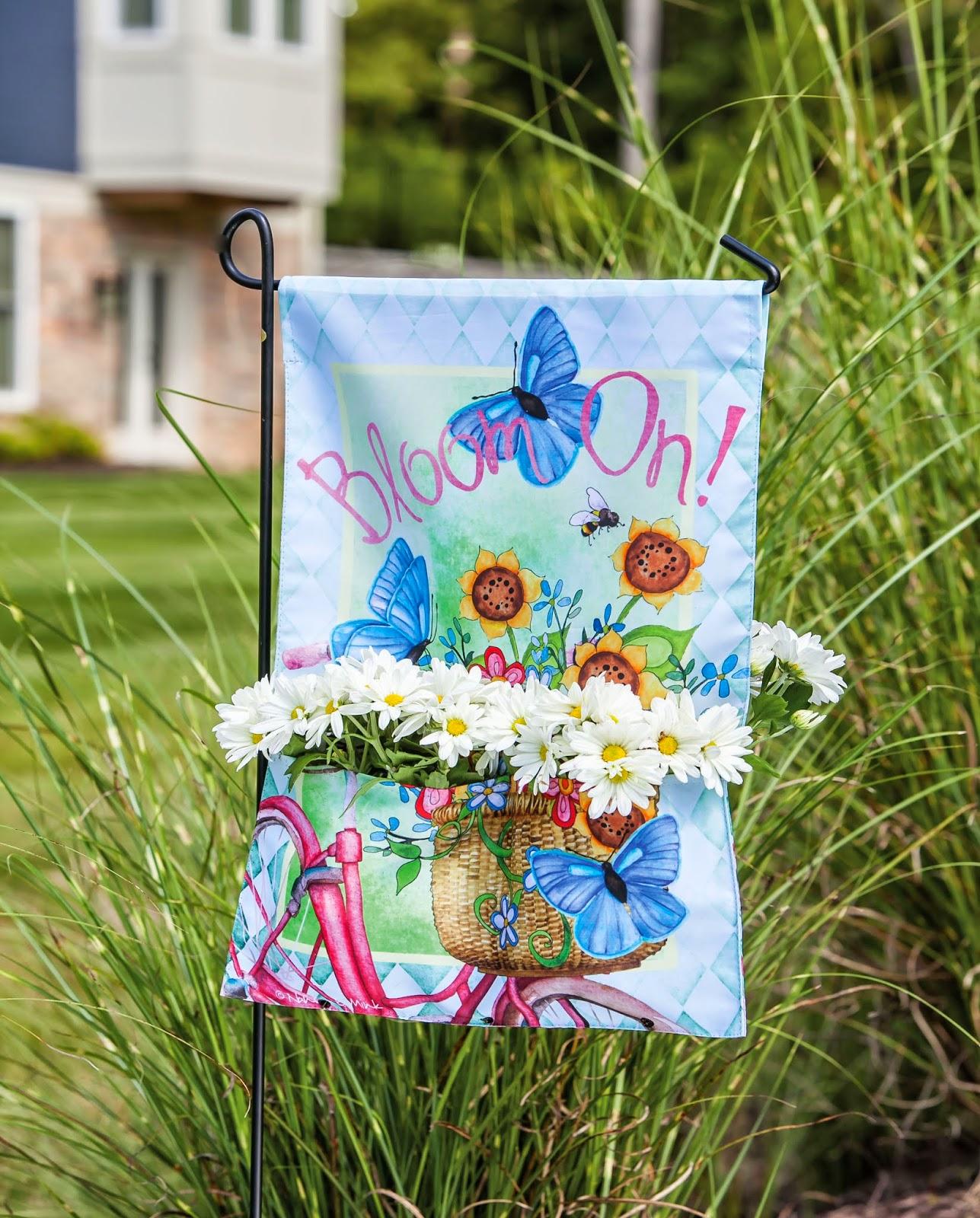 Evergreen Enterprises: Bringing Flags to Life: Introducing Bloom ...