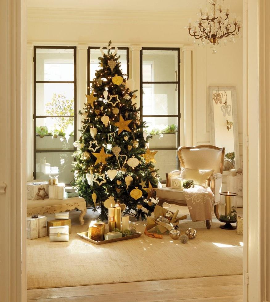 El más bello árbol de navidad