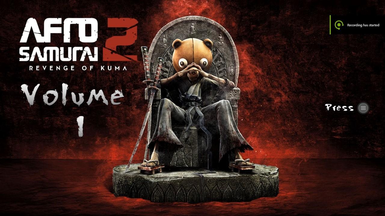 afro samurai 2 revenge of kuma