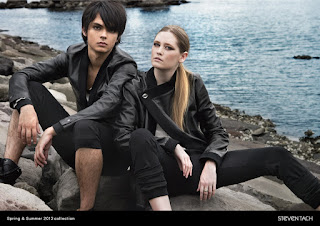 fashion, japanese fashion, steven tach, fashion model