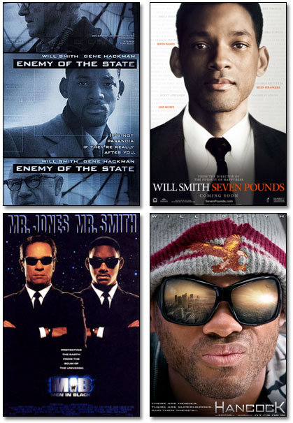 will smith movies posters. Will Smith Maintains Eye