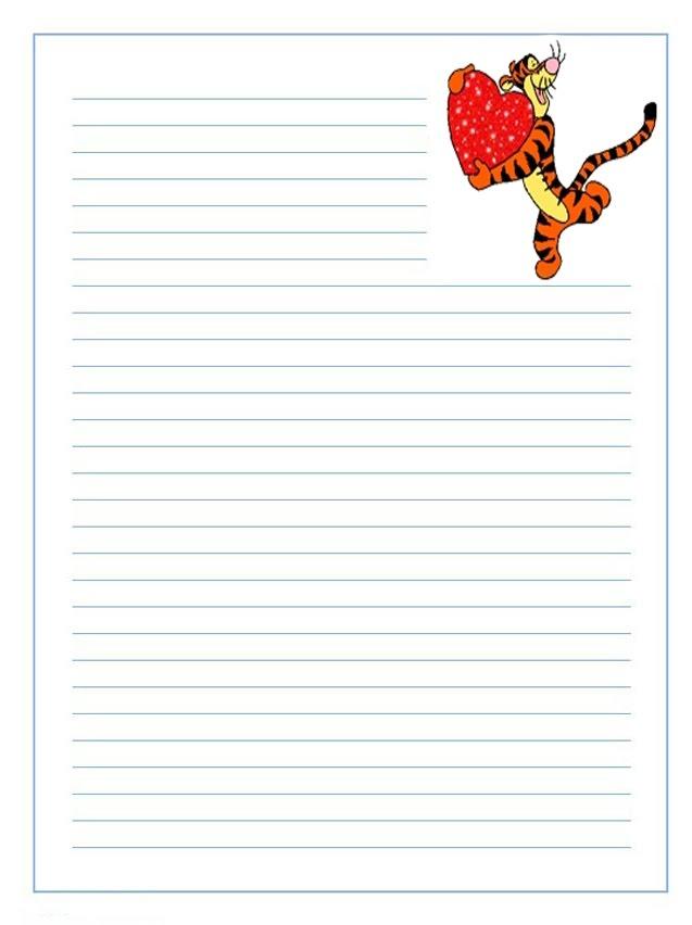cartas escribir: