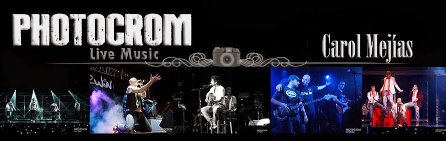 PhotocromCMH Live Music