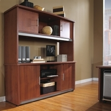 OFM Milano Series Wall Cabinet Credenza