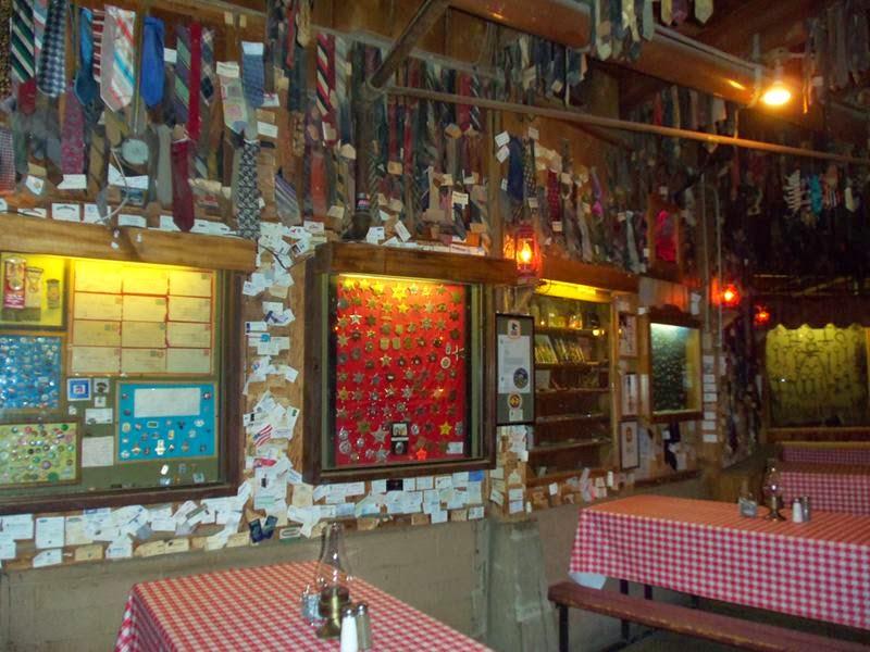 The Pinnacle Peak Patio Steakhouse, No Tie Policy