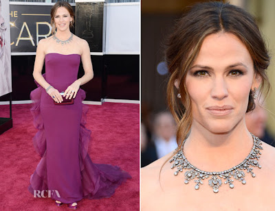 oscars jennifer garner Mega Photo Collection From The Oscars 2013