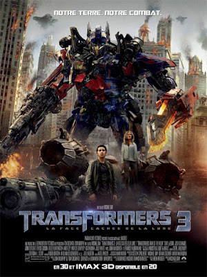 Transformers 3(2011) Hindi Dubbed HD