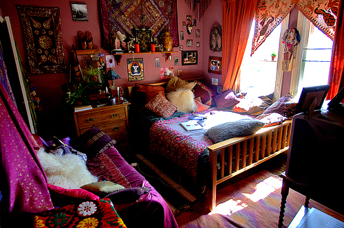 Boho by season boho bedroom ideas for Chill bedroom ideas