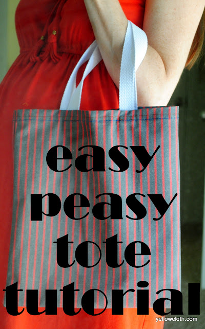 how to make a tote bag from mommy is coocoo