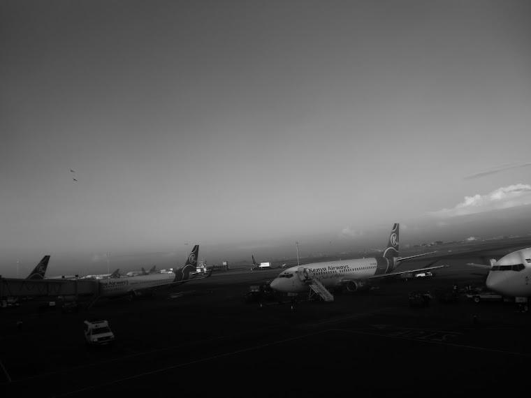 CA -AIRPORT- NAIROBI / KENIA