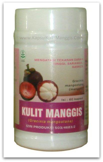 Kapsul Kulit Manggis Murah Bandung Kapsul Ekstrak Kulit Manggis