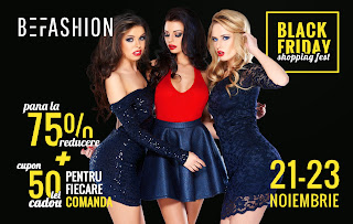 Black Friday Shoping Fest BeFashion
