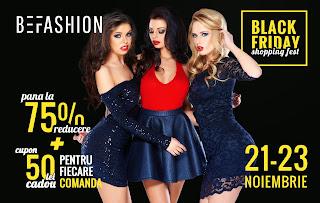 Black Friday Shoping Fest BeFashion