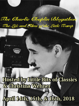It's a Chaplin Blogathon! There can never be too much Charlie.