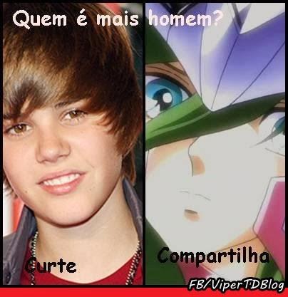 Chum ou Justin Bieber