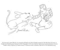 Thurber cartoon