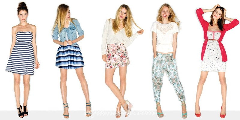 NAF NAF Spring Summer 2013 Collections