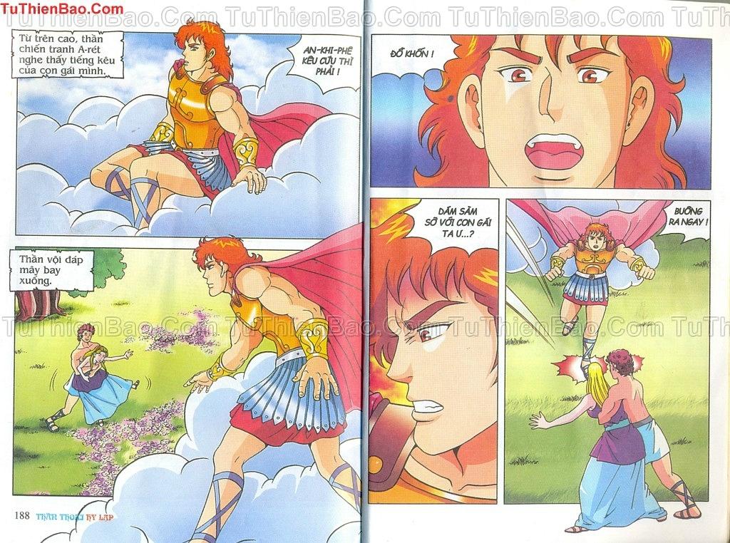 Thần thoại Hy Lạp Chapter 14 - Trang 93