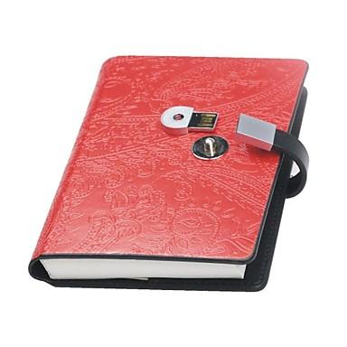 Cuaderno con Memoria USB 16 GB
