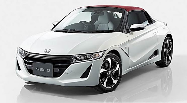 2016 Honda S660 Review