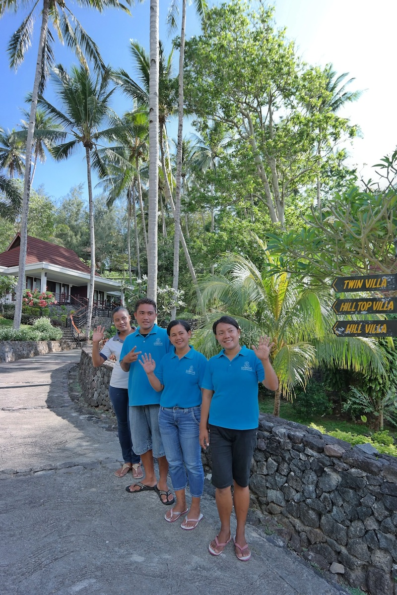 Lembeh Hills Resort