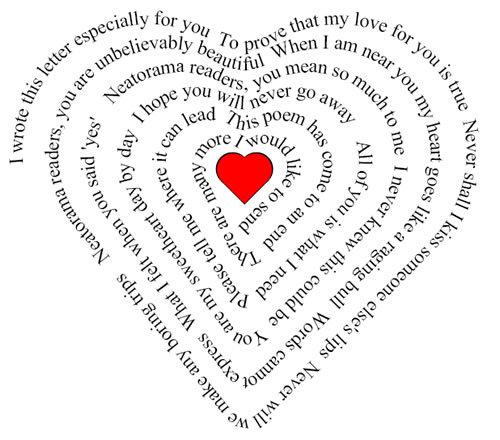 Luzzt: Liefdesgedichten en love lyrics