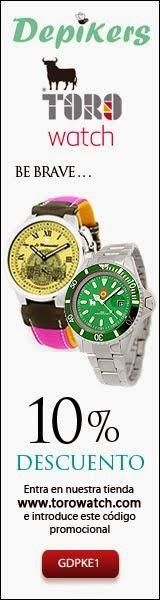 Ya tenemos reloj oficial de Depikers!