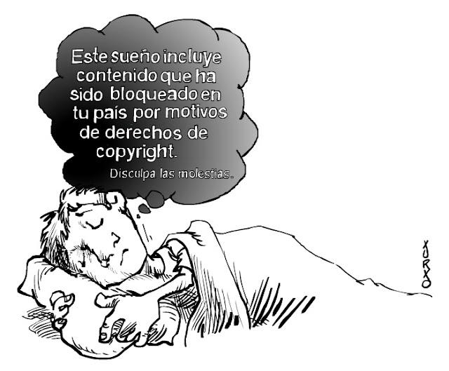 un hombre durmiendo con los sueños prohibidos